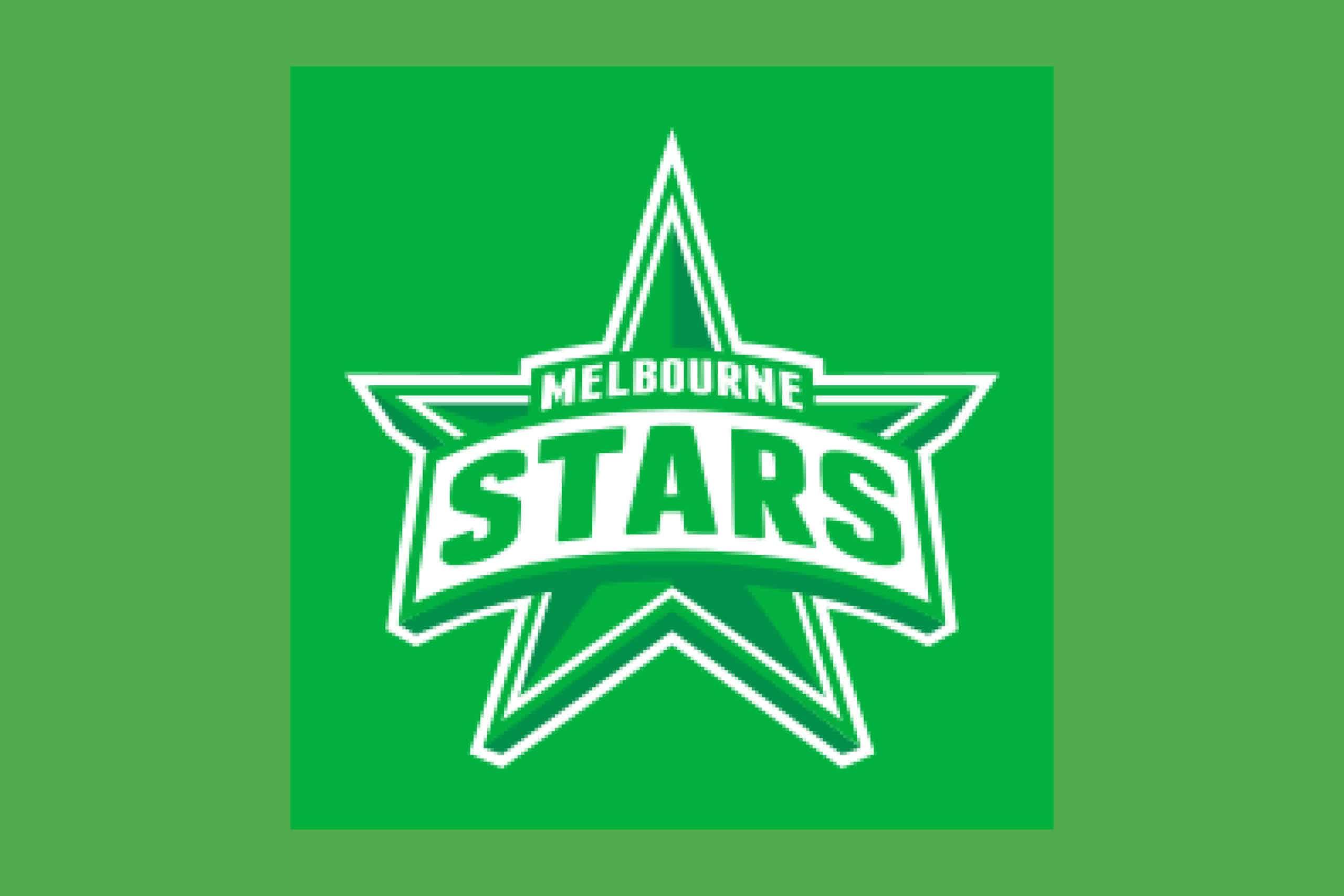 Melbourne stars Cricket Team